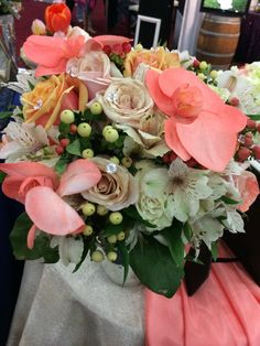 Mothers corsage with a bracelet! HEB   Wedding   Pinterest ...