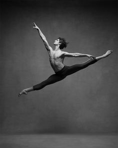 The Art of Movement: Breathtaking photographs of incredible dancers in motion | Creative Boom | Mark Geoffrey Kirshner