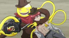 Karma Akabane y Koro-sensei