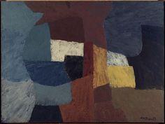 Serge Poliakoff (1906-1969) Untitled, 1964 ●彡