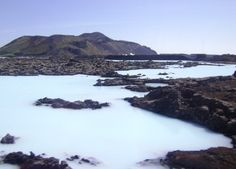 Get some pre-flight R&R at #Iceland's Blue Lagoon #Travel