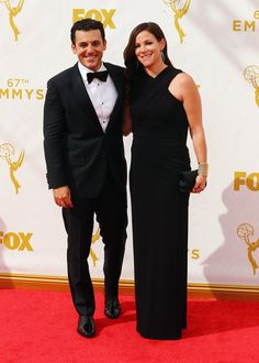 Pin for Later: Seht alle TV-Stars bei den Emmy Awards Fred Savage und Jennifer Stone