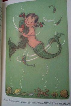 Illustration the Children's Hour vol 1 First Fairy Tales  Elizabeth Orton Jones