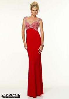 Prom Dresses – Paparazzi Prom Dress Style 97124