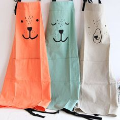 Home Korean Style With A Sleeveless Apron The Straps H Cute Cartoon Apron Fashionable Home Kitchen Is Antifouling Extremely Efficient In Preserving Heat