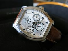 Horological Meandering - A long term review of the Carl F. Bucherer Patravi Tonneaugraph