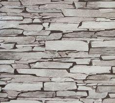 muro crea un ambiente rstico y confortable en el rincn preferido de tu