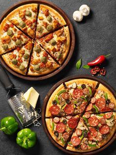 Pizza hut new menu on behance pizza in 2019 pizza pizza menu food. Food Design, Pizza Menu Design, Healthy Chicken Recipes, Pizza Recipes, Healthy Dinner Recipes, Vegetarian Recipes, Comida Pizza, Sauce Pizza, Pizza Pizza