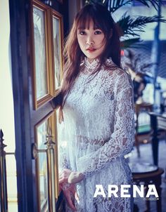Yuju (G-Friend) - Arena Homme Plus Magazine June Issue '16