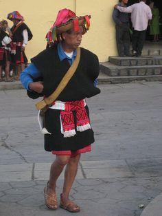 Traditional, handmade clothing in a village near San Cristobal de las Casas, Chiapas. by oaxocaadele, via Flickr