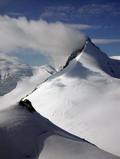 Rimpfischhorn - Valais ( Alpes Pennines )