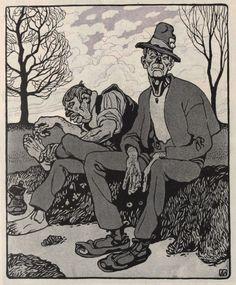 Early 1900s Humor Magazine Illustrations by Franz Wacik: 15-1907-Wacik-10_900.jpg
