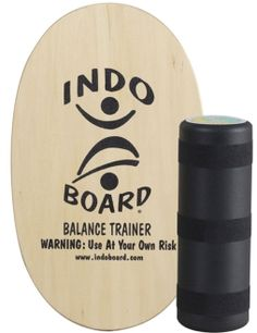 INDO Board Balance Trainer- Time to fine tune balance for snow and surf!....NEED ONE