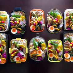 お弁当の見映えが断然アップ!7つの法則 (1/3):みんなの暮らし日記ONLINE Japanese Lunch, Japanese Food, Asian Recipes, Ethnic Recipes, Bento Box, Lunch Box, Recipes From Heaven, Korean Food, Meal Prep
