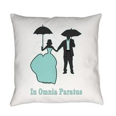 Gilmore Girls Everyday Pillow #GilmoreGirls #StarsHollow #LukesCafe #DragonflyINN In Omnia Paratus, life and death brigade, for all on this design click here - http://www.cafepress.com/dd/103108566