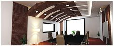 Ensure that your conference hall has the ambiance with Decmore.