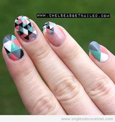 Dessin | Décoration d'Ongles | Nail Art - Part 11 | Dessins sur les ongles