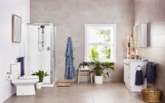 The smooth curves and modest style of the Mondella range will enhance any bathroom design. Available at Bunnings Warehouse. Timeless Bathroom, Beautiful Bathrooms, Bathroom Collections, Modern Coastal, Bathroom Inspo, Interior Design Living Room, Building A House, Home Goods, Small Apartments