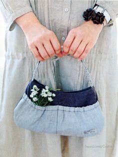 Zakka Bag   by japanlovelycrafts