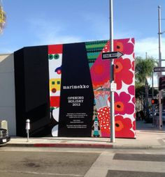 Marimekko announces new stores In Beverly Hills and Palo Alto