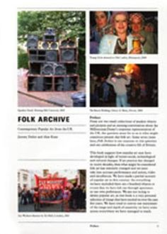 Folk Archive: Contemporary Popular Art from the UK Opus Projects: Amazon.co.uk: Jeremy Deller, Alan Kane, Bruce A. Haines: Books