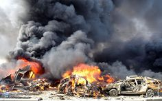Twin Bomb Explosions Hit Maiduguri Over 6 Dead - BREAKING NEWS   An early morning bomb attack in Maiduguri Borno State has killed at least six persons. The twin blasts which echoed across the city occurred at two different spots about 1km apart.  The first blast went off at about 7a.m. at a coffee drinking spot near the Bakassi IDP camp along the popular Maiduguri-Biu road. Six persons were reportedly killed in the blast and have been evacuated to the hospital said Yunus Musa a resident of…