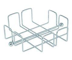 Подставка для салфеток - сталь, 19х22 см