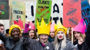 Women are getting a bum deal from the Paris climate talks