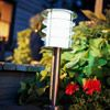 Install outdoor lighting  Low-voltage landscape lighting makes a huge impact on your home's curb appeal while also providing safety and security. Fixtures can add accent lighting to trees or the house or can illuminate a walking path. If you aren't able to use lights that require wiring, install solar fixtures (but understand that their light levels are not as bright or as reliable).