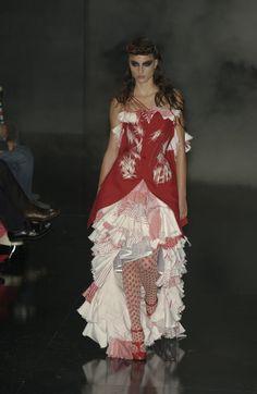 Alexander McQueen | Dress | Spring/Summer 2002 | British | Paris Fashion Week