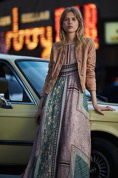 Cavina Maxi Dress