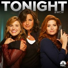 Two new video sneak peeks suggest that Season 16 of 'Law and Order: SVU', the popular crime series set in New York City, will bring about intense drama for Olivia Benson. Sonny Carisi, My Wcw, Erin Lindsay, Debra Messing, Olivia Benson, Free Tv Shows, Army Wives, Birth Mother, Sophia Bush