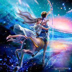 Sagittarius ~ We love as hard as we play!!