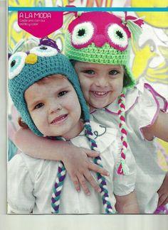 fanatica del tejido: gorros para niños edicion disney | Crochet