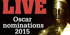 #Oscar 2015 #Live #Stream (WATCH)