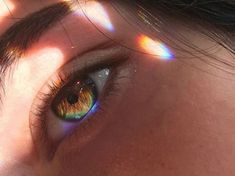 Image about aesthetic in Eyes 👀💛 by - Rainbow Photos Aesthetic Eyes, Rainbow Aesthetic, Aesthetic Beauty, Travel Aesthetic, Pretty Eyes, Beautiful Eyes, Photo Oeil, Savage Girl, Rainbow Eyes