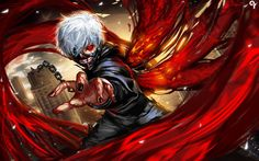 Kenki, Tokyo Ghoul, anime boy, anime artwork wallpaper