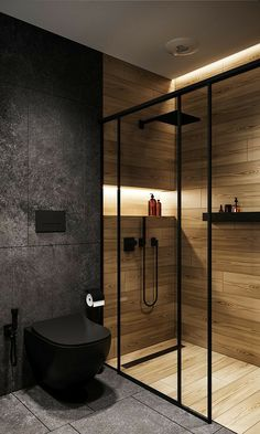 Washroom Design, Toilet Design, Bathroom Design Luxury, Bathroom Layout, Modern Bathroom Design, Modern House Design, Bathroom Ideas, Bathroom Renovations, Bathroom Organization