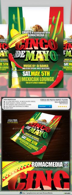 Spirit Week #Flyer Templates - #Miscellaneous Events Download here