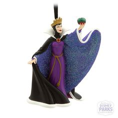 Authentic Disney Parks Collectibles. DISNEY PARKS AUTHENTIC ORIGINAL. Pretty poison. She, along with other Disney villains, helped inspire Queen Narissa from Enchanted. Queen Regina, who is also based off the Queen, does this as well, but not just to one person, but to a whole kingdom.   eBay!