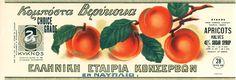 Greece, Labels for Nutrition, KYKNOS (swan) apricot compote Nutrition, Vegetables, Food, Essen, Vegetable Recipes, Meals, Yemek, Veggies, Eten