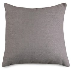 Majestic Home Goods Loft Collection Pillow 20x20-inch