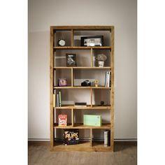 Raft pentru cărți Recycled Wood Furniture, Bookcase, Recycling, Shelves, Home Decor, Shelving, Decoration Home, Room Decor, Book Shelves