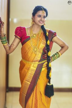 South Indian Reception Sarees for Bride   South Indian Bridal Jewellery, Indian Wedding Jewelry, Bridal Jewelry, Reception Sarees, Indian Reception, Blouse Neck Models, South Indian Bride, Kerala Bride, Hindu Bride