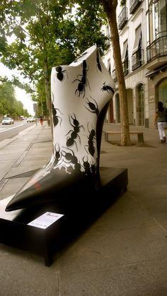 5cbe77e735 9 melhores imagens de Sapatos