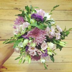 Pretty flowers for your home #flowers #bouquet #pastel #spring