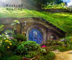 Ask any avid reader - and they will tell you - weekends are for reading.  Browse our latest weekend reading picks.