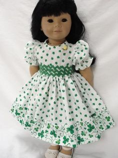 (45) Dresses - Doll Clothes by Jane Fulton