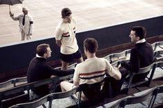 John Smedley x Umbro Sportswear - The Choice of Champions
