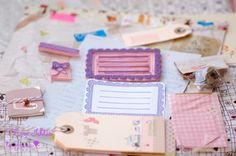 address frame stamp // sello marco dirección